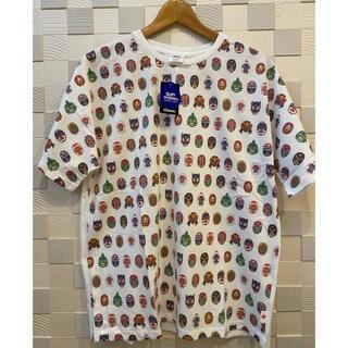 ジムマスター(GYM MASTER)のジムマスター 覆面レスラー Tシャツ(Tシャツ/カットソー(半袖/袖なし))