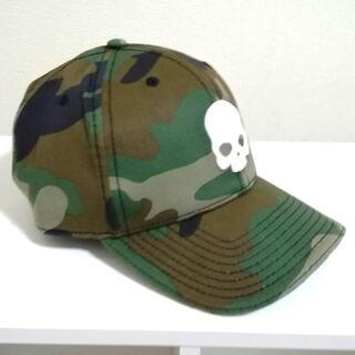 ハイドロゲン(HYDROGEN)のHYDROGEN ハイドロゲン cap キャップ 帽子 立体刺繍ロゴ(キャップ)