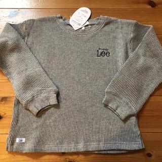 リー(Lee)の新品 buddy lee 長袖ワッフルTシャツ 120(Tシャツ/カットソー)