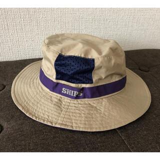 SHIPS - マウンテンハット   帽子   ハット   シップス   (*´꒳`*)