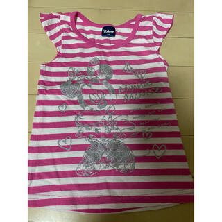 ディズニー(Disney)のノースリーブ110(Tシャツ/カットソー)
