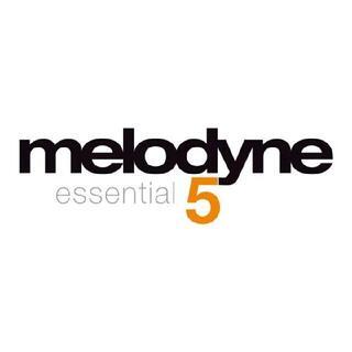 Melodyne 5 essential(DAWソフトウェア)
