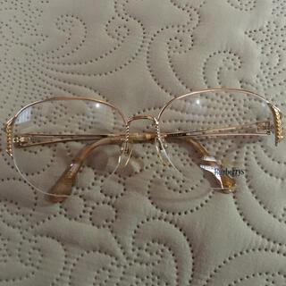 BURBERRY - バーバリー 1/20 12KGF 眼鏡 Burberrys メガネフレーム