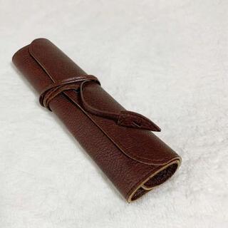 ツチヤカバンセイゾウジョ(土屋鞄製造所)の土屋鞄 ロールペンケース くるくる 筆箱(ペンケース/筆箱)