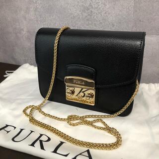 Furla - 【極美品】フルラ メトロポリス チェーン ショルダーバッグ