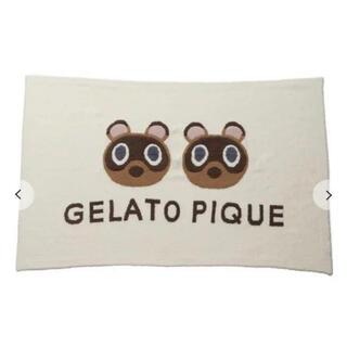 ジェラートピケ(gelato pique)のジェラートピケ あつまれ どうぶつの森 限定 ブランケット(おくるみ/ブランケット)