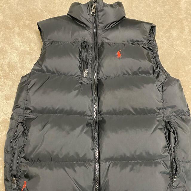 POLO RALPH LAUREN(ポロラルフローレン)の最終値下げ ラルフローレン ダウンベスト メンズのジャケット/アウター(ダウンベスト)の商品写真