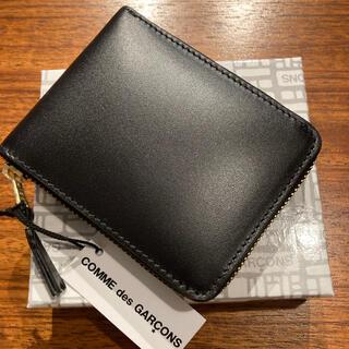 コムデギャルソン(COMME des GARCONS)のCOMME DES GARCONS 財布 ラウンドファスナー二つ折り財布(折り財布)
