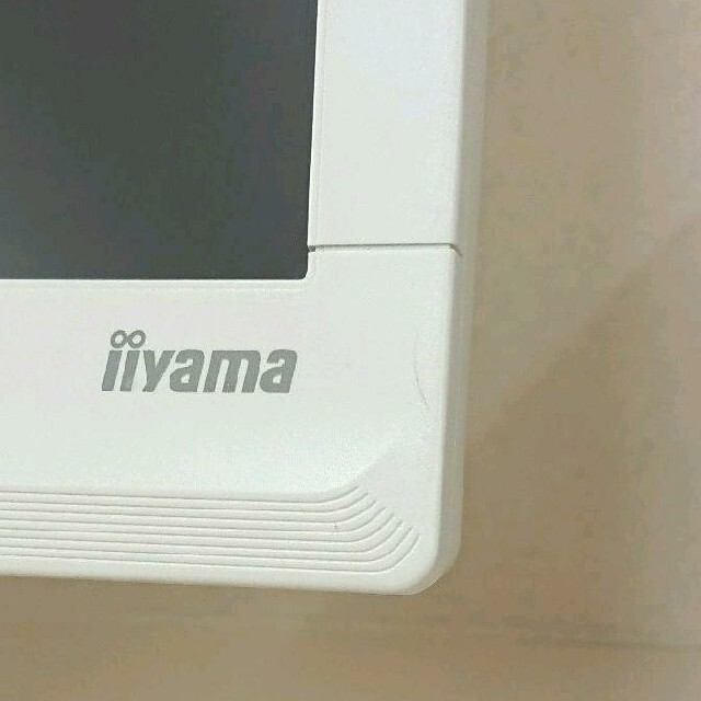 ☆iiyama 17インチ 液晶モニター  ProLite E1706S スマホ/家電/カメラのPC/タブレット(ディスプレイ)の商品写真