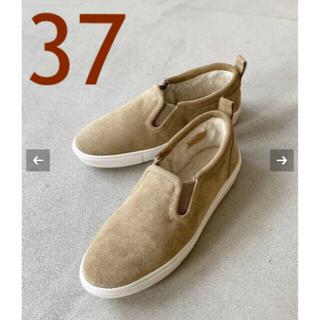 L'Appartement DEUXIEME CLASSE - L'Appartement CAMINANDO Mouton Sneakers