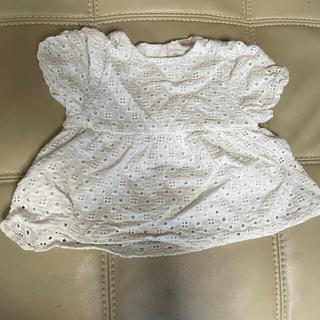 エイチアンドエム(H&M)のガールズセット 80サイズ(Tシャツ)