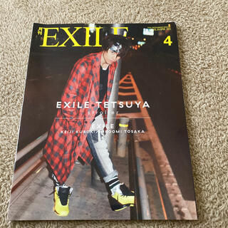 EXILE TRIBE - 月刊 EXILE (エグザイル) 2015年 04月号