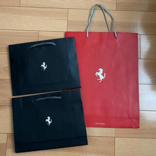 フェラーリ(Ferrari)のFerrari JAPAN 紙袋(その他)