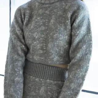 ALEXIA STAM - juemi mosaic knit
