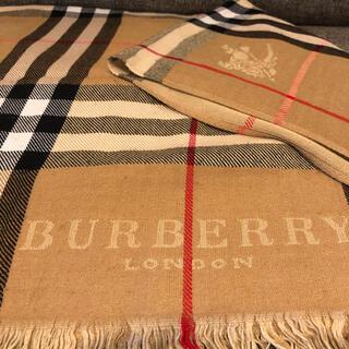 BURBERRY - Burberryストール