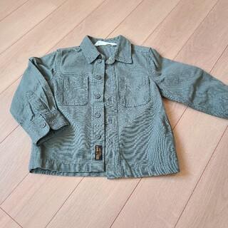 エイチアンドエム(H&M)のミリタリーシャツ(Tシャツ/カットソー)