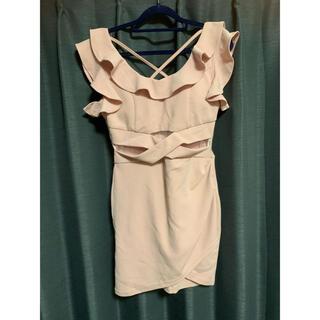 キャバドレス ミニドレス ワンピース ドレス(ミニドレス)