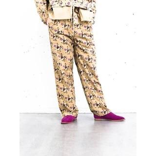 Midorikawa 20SS FLOWER PANTS 花柄 パンツ
