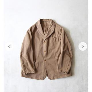 COMOLI - COMOLI / 20AW 製品染ジャケット