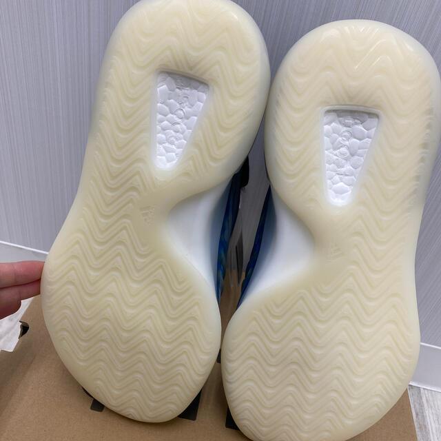 adidas(アディダス)のadidas YZY QNTM FROZEN BLUE GZ8872  メンズの靴/シューズ(スニーカー)の商品写真