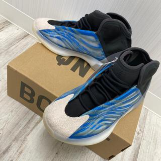 アディダス(adidas)のadidas YZY QNTM FROZEN BLUE GZ8872 (スニーカー)