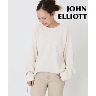 DEUXIEME CLASSE - 【JOHN ELLIOTT/ジョン エリオット】サーマル ホワイト