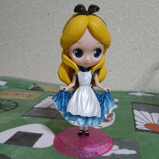 ディズニー(Disney)の箱無し Qposket ディズニー 不思議の国のアリス アリス ラメカラー(アニメ/ゲーム)