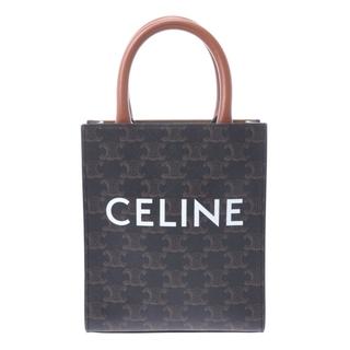 celine - セリーヌ  ミニ バーティカルカバ  2WAYバッグ ショルダーバッグ タ