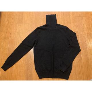 UNIQLO - UNIQLO カシミアタートルネックセーター