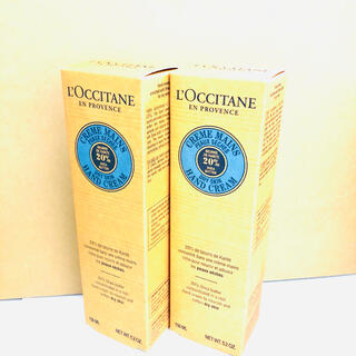 L'OCCITANE - ロクシタン シア ハンドクリーム 150ml 2本セット