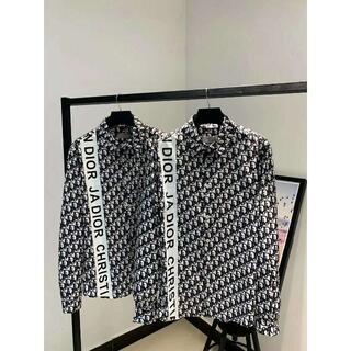 Christian Dior - ディオールDior203シャツユニセックス長袖ユニセックス
