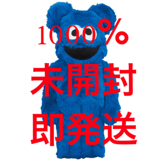 メディコムトイ(MEDICOM TOY)のBE@RBRICK COOKIE MONSTER Costume 1000%(その他)
