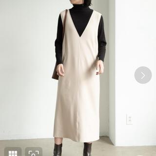 アントマリーズ(Aunt Marie's)の*値下げしました*Aunt Marie's ジャンパースカート 新品 タグあり(ロングワンピース/マキシワンピース)