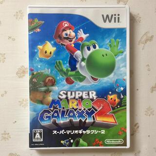 ウィー(Wii)のWii スーパーマリオギャラクシー2  中古(家庭用ゲームソフト)