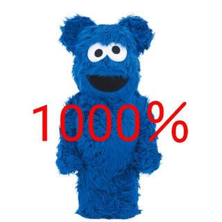 メディコムトイ(MEDICOM TOY)のベアブリック 1000% クッキーモンスター(その他)
