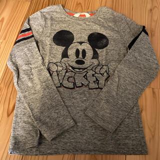 エイチアンドエム(H&M)のH&M。ミッキーロンT。(Tシャツ/カットソー)