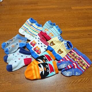 ホットビスケッツ(HOT BISCUITS)の靴下 13~15 8足(靴下/タイツ)