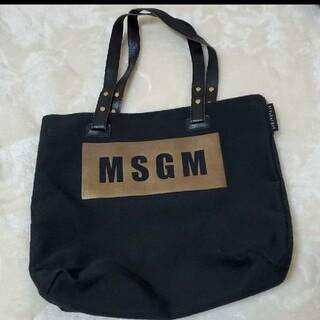 MSGM - 雑誌付録♡MSGM♡トートバッグ