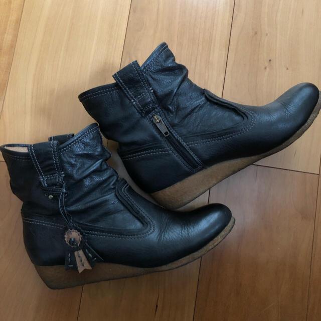 REGAL(リーガル)のREGAL ショートブーツ レディースの靴/シューズ(ブーツ)の商品写真