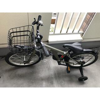 ジープ(Jeep)のJeep ジープ キッズ 自転車 18インチ 補助輪付き(自転車)