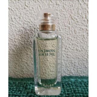 Hermes - エルメス HERMES ナイルの庭 香水7.5ml
