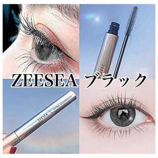 ZEESEA ズーシー ダイヤモンドシリーズ カラーマスカラ ブラック(マスカラ)
