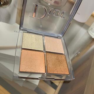 ディオール(Dior)のDior バックステージフェイスグロウパレット(アイシャドウ)