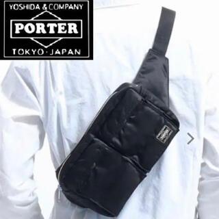 PORTER - 美品!PORTER/吉田カバン(ポーター) タンカー  ボディーバッグ