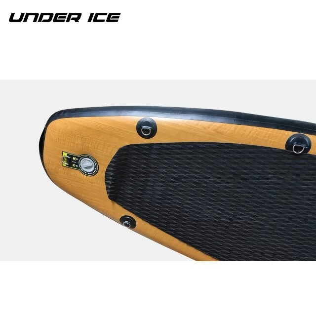 UICE ブラックウッドスタンドアップパドルボード SUP スポーツ/アウトドアのスポーツ/アウトドア その他(マリン/スイミング)の商品写真