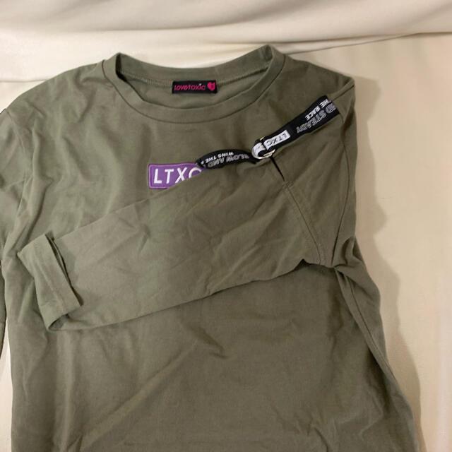 lovetoxic(ラブトキシック)のlilly様専用 キッズ/ベビー/マタニティのキッズ服女の子用(90cm~)(Tシャツ/カットソー)の商品写真