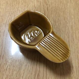 カリタ(CARITA)の新品 カリタ メジャースプーン ブラウン 陶器製(食器)