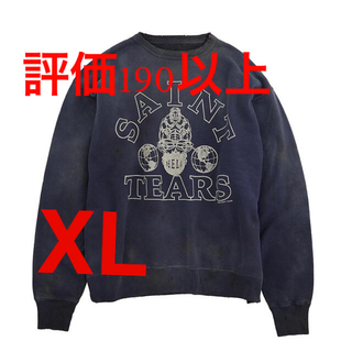 saint michael  DENIM TEARS sweatshirt(スウェット)