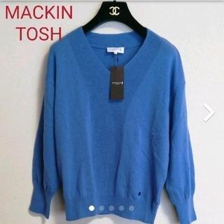 MACKINTOSH - 【新品未使用タグ付き】MACKINTOSH LONDON カシミヤ セーター