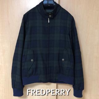 フレッドペリー(FRED PERRY)の[spring sale!]フレッドペリー ハリントンジャケット(ブルゾン)